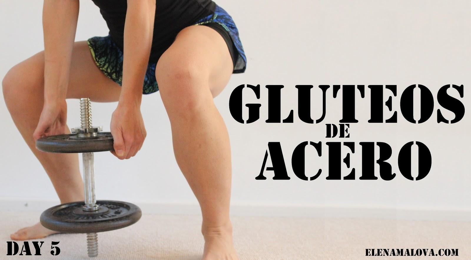 Ejercicios para gl teos en casa tonifica y elimina celulitis - Barras de ejercicio para casa ...