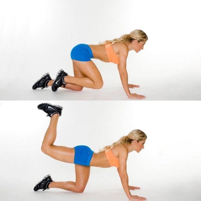 Como aumentar glúteos y cadera en una semana