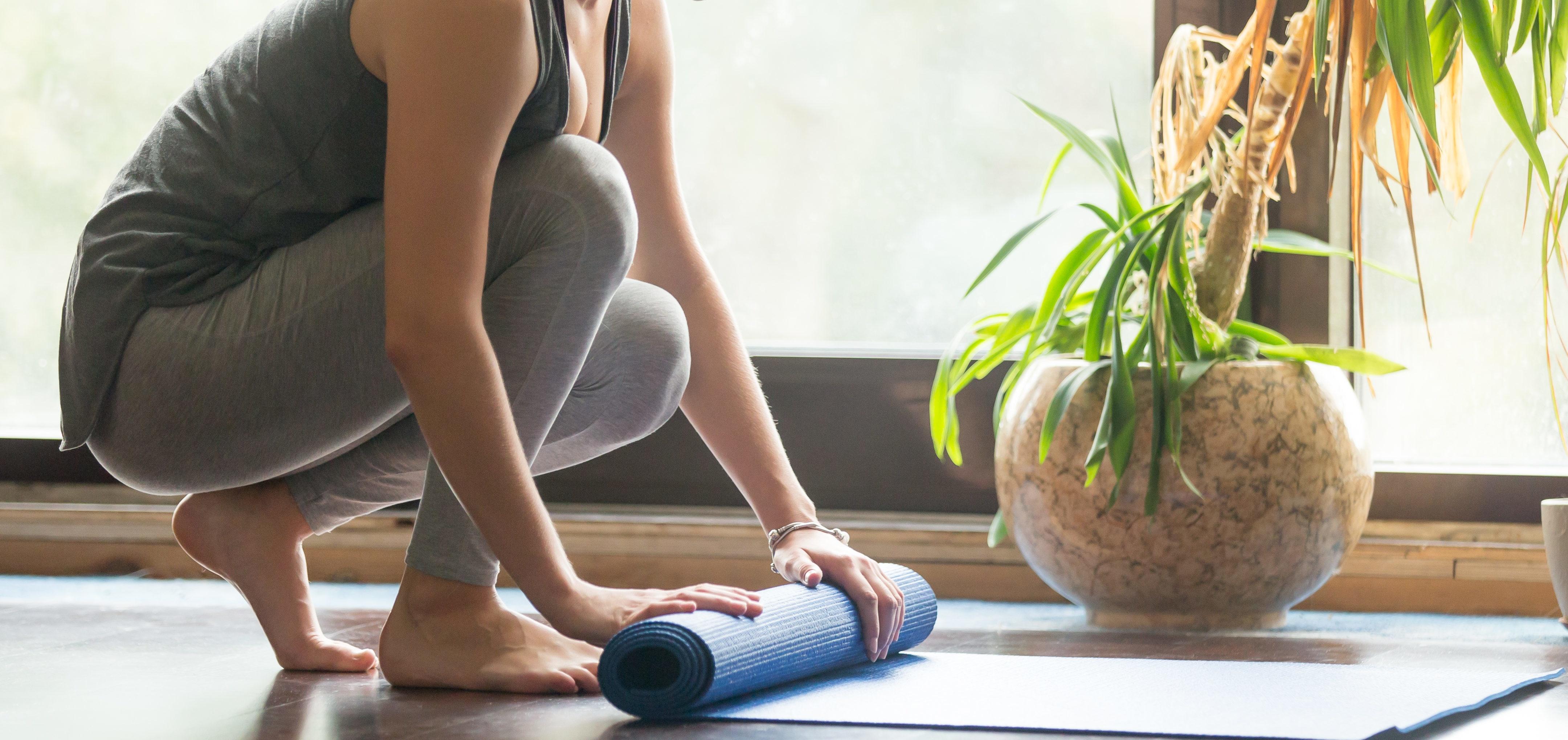 Rutina de ejercicios en casa Para mujeres